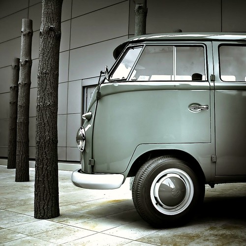 Cuba Gallery: Retro / VW / Kombie Van / vintage / cool / photography