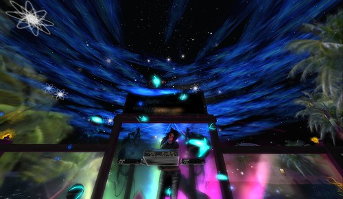 boom festival party in second life