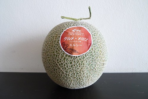 Japanese Melon from New Zealand