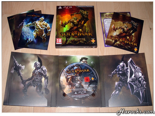 God of War III - Edition Collector - 02