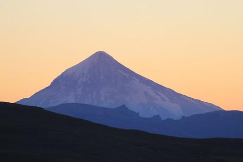Volcano Lanín