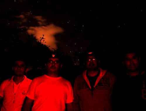 3era Star Party, Fiesta de Estrellas, Santa Ana, 20 marzo 2010