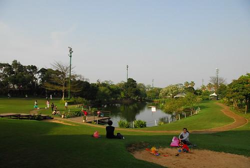 中壢綠風草園