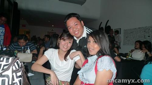 Maki, Carlos and Shena