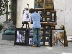 venice street artist