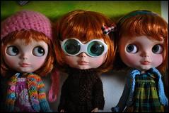 Las tres mosqueteras!!!!!!!!!