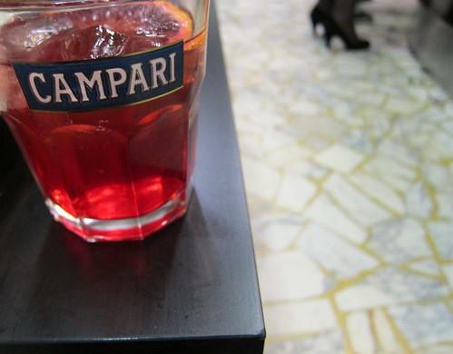 Der Campari Spritz