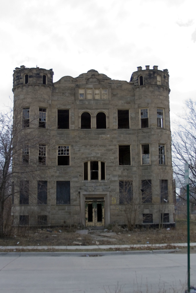 Brush Park Castle