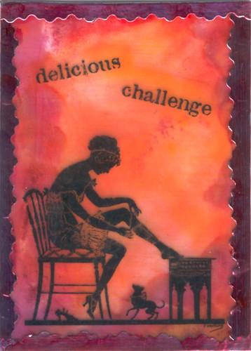 Delicious Challenge