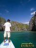 Miniloc Island's Small and Big Lagoon