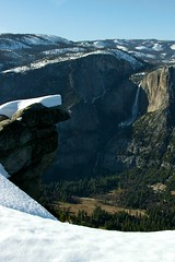 Tip of Glacier Point
