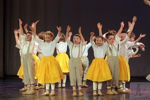 Tautas deju kolektīvu skate Jelgavā