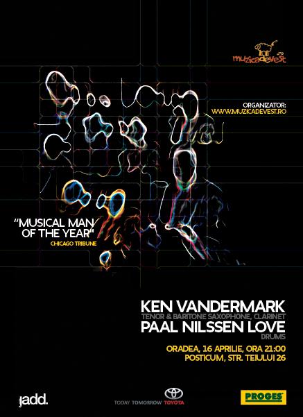 Paal Nilssen-Love si Ken Vandermark