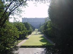 Madrid - Palacio Real and Campo del Moro - September 2009 (phil_king) Tags: madrid park españa del real spain royal palace espana campo palacioreal moro palacio campodelmoro