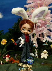 Easter Bunny....