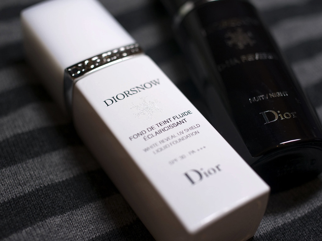 dior diorsnow foundation diorsnow dna-reverse essence