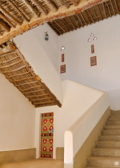 stairs-colors fixed (Dhowayan (Abu Yara)) Tags: stairs d90 درج الجنادريه jenadriah tokina1116