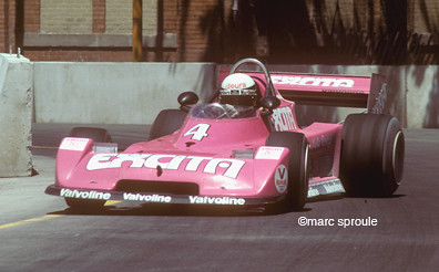 Sideways Rosberg Quebec City '78