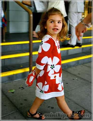 KIKI. MiniHipster.com: children's childrens clothing trends, kids street fashion, kidswear lookbook