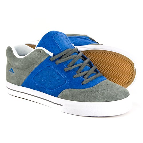 reynolds 3 royal grey skate shoes
