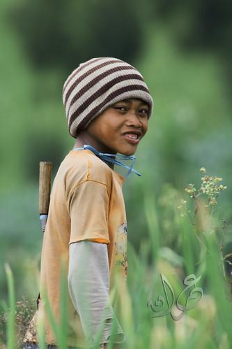 Ranupani Boy, Mt Semeru