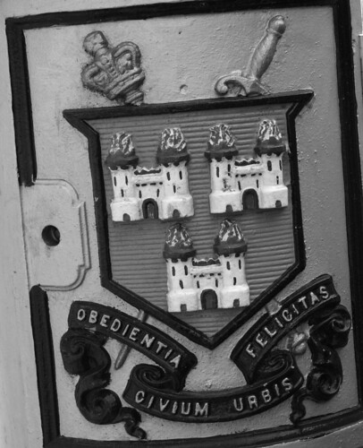 Dublin City Crest, Ireland