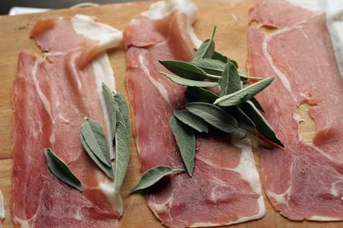 ham and sage