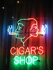 Cigars at Night