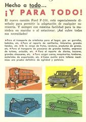 1962 Ford trucks
