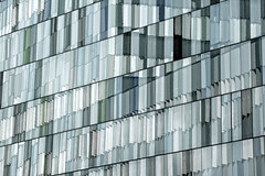 Reflecting Squares (Koen Verlinden) Tags: milan reflection architecture modern milano center architettura moderna maciachini
