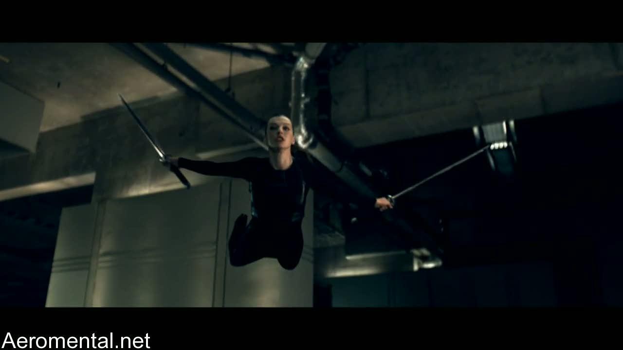 Resident Evil 4 Afterlife Trailer Photos