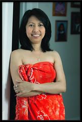DSC_5477 (Kenneth C. Paige) Tags: portrait woman sexy girl beautiful female mom virginia march pretty nikond70 flash mother pinay filipina lovely madam strobe 2010 nikonsb600 offcamera amelita strobist nikonsu800
