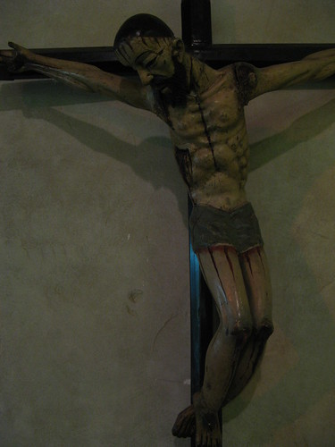 Philippine Crucifix, Old Mission, Santa Barbara