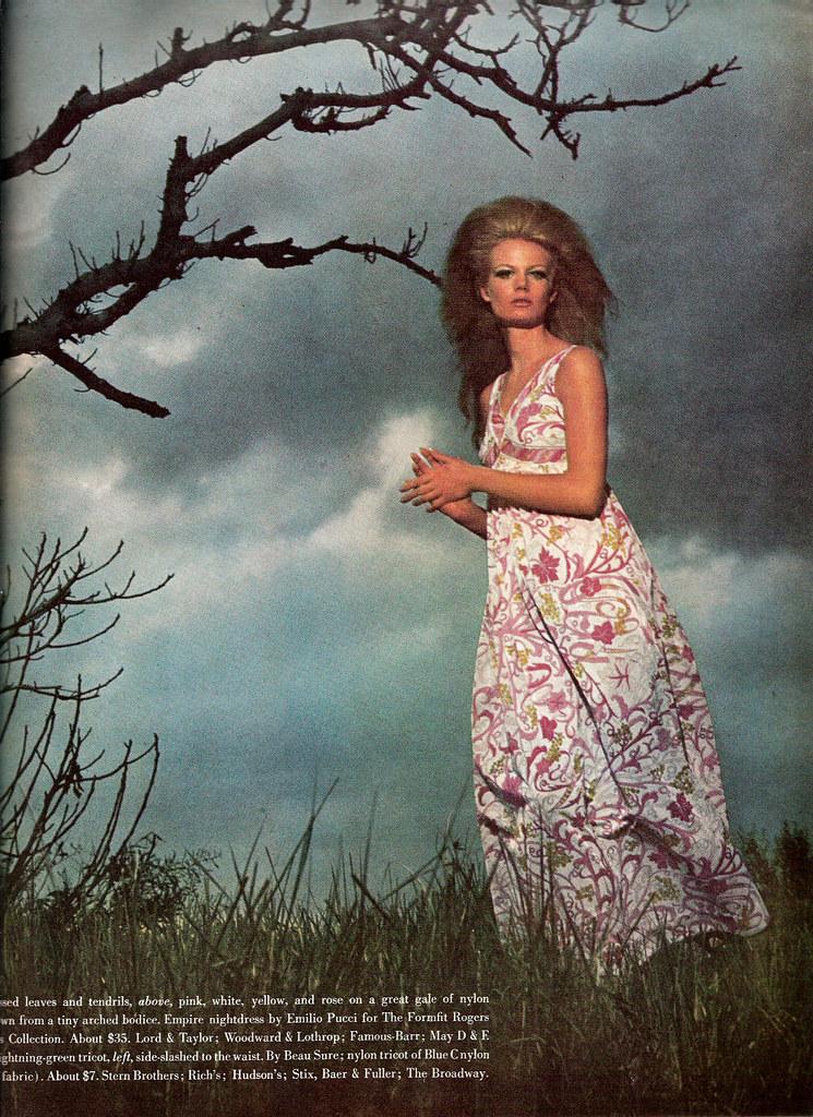 Vintage Vogue 1967