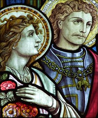 St Dorothy and St George
