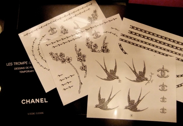 Chanel tattoo (2)