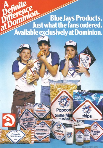 Vintage Ad #1,087: Just What Blue Jays Fans Ordered