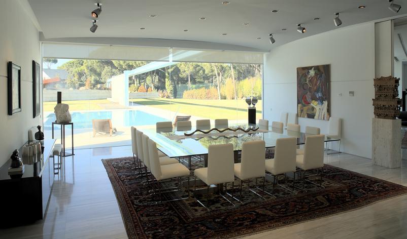 spaanse mega villa