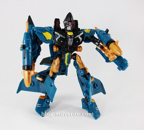 Transformers Dirge Deluxe RotF NEST - modo robot