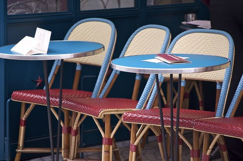 Rue Montorgueil Chairs