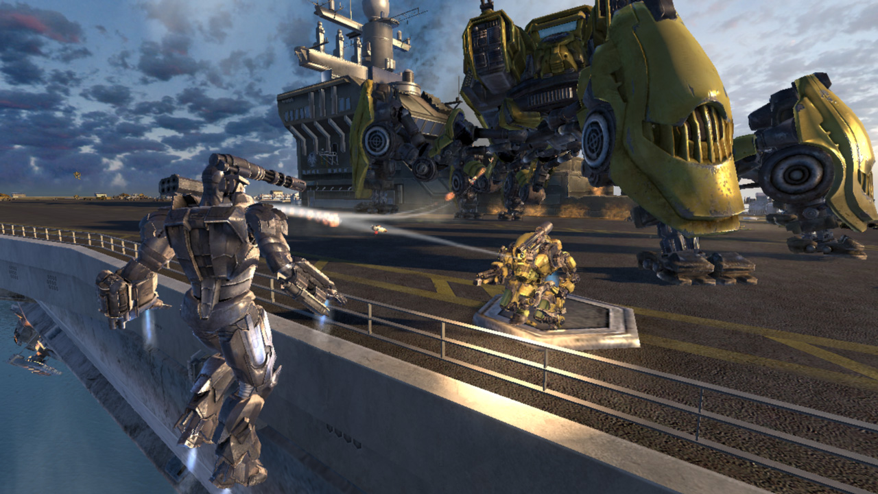Iron Man 2 Game fight