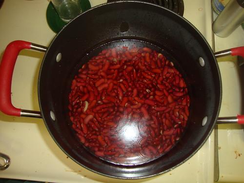 Kidney Bean Brown Rice Chili