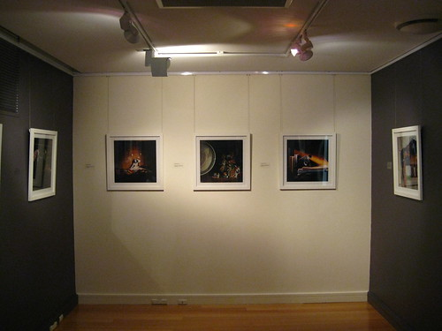 Departure at Redland Art Gallery