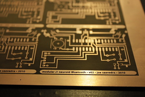 Bluetooth version of m//n circuit board