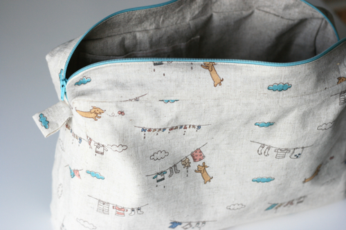 baby essentials bag