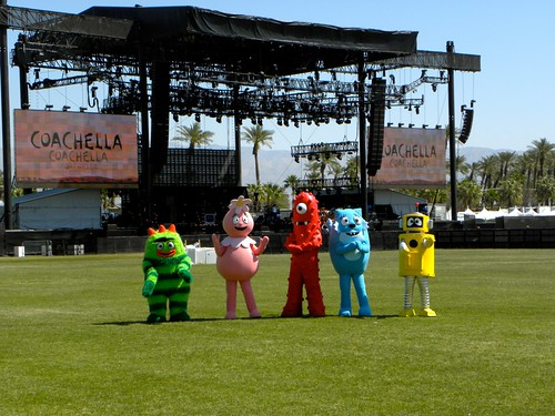 The Gabba Gang at Coachella!