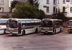 YPL61T & YPL71T (aecregent) Tags: greenline reliance aec coachstation ypl61t ypl71t