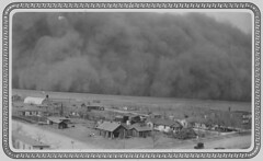 Dust Storm in Rolla, Kansas 05/06/35