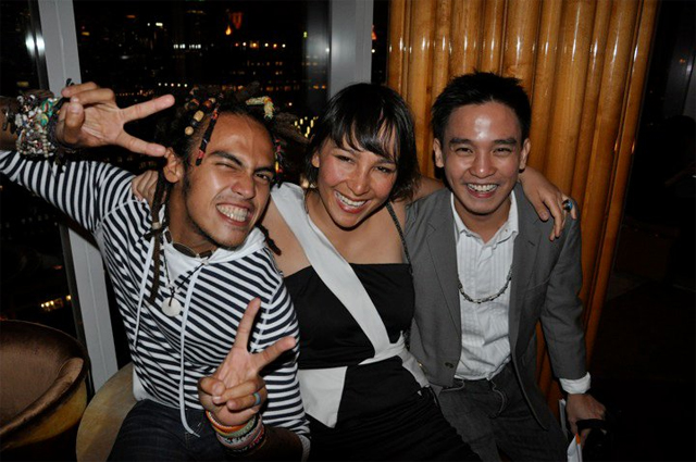 Filipinos at The Standard