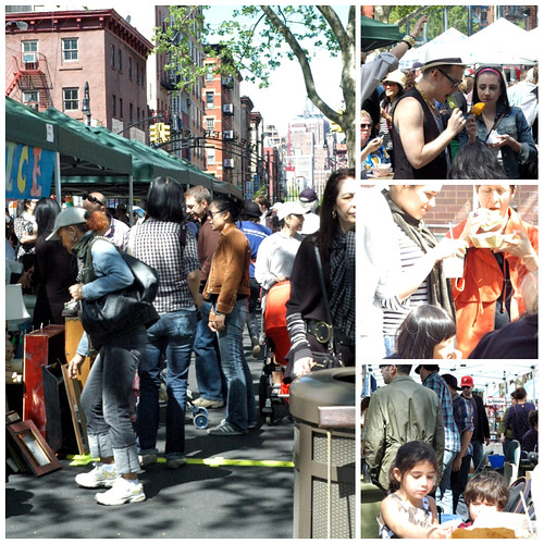 Hester Street Fair crowds